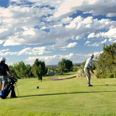 Quail Run Golf Course, Santa Fe, New Mexico
